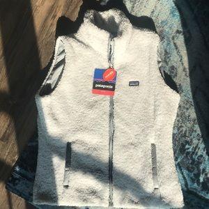 Patagonia Los Lobos Reversible Vest Size XL